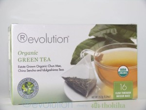 Revolution Tee - Organic Green Tea