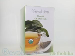 "Revolution Tee - Organic Green Tea - Gastro ""foliert"""