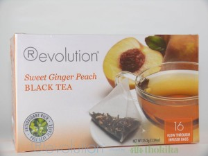 Revolution Tee - Sweet Ginger Peach Tea