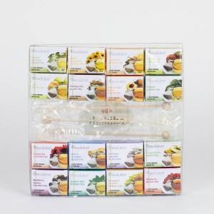 thokika gift box No.2 of Revolution Tea - 16 varieties