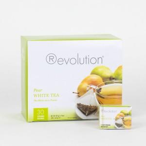 Revolution Tee - Weißer Tee mit Birnengeschmack - Gastronomiepackung