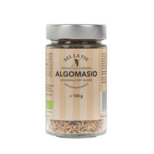 SEL LA VIE - ALGOMASIO, Sesamsalz mit Algen, BIO