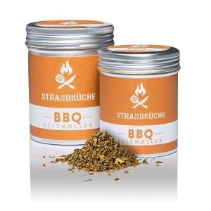 MHD 12-2021 / Strandküche Klitmoller - BBQ Gewürzzubereitung, Bio