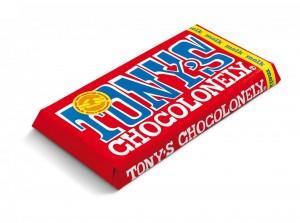 TONY´S CHOCOLONELY - Vollmilchschokolade