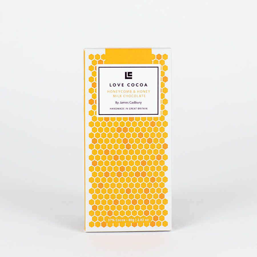 MHD 06-2020 / LOVE COCOA - honeycromb & honey
