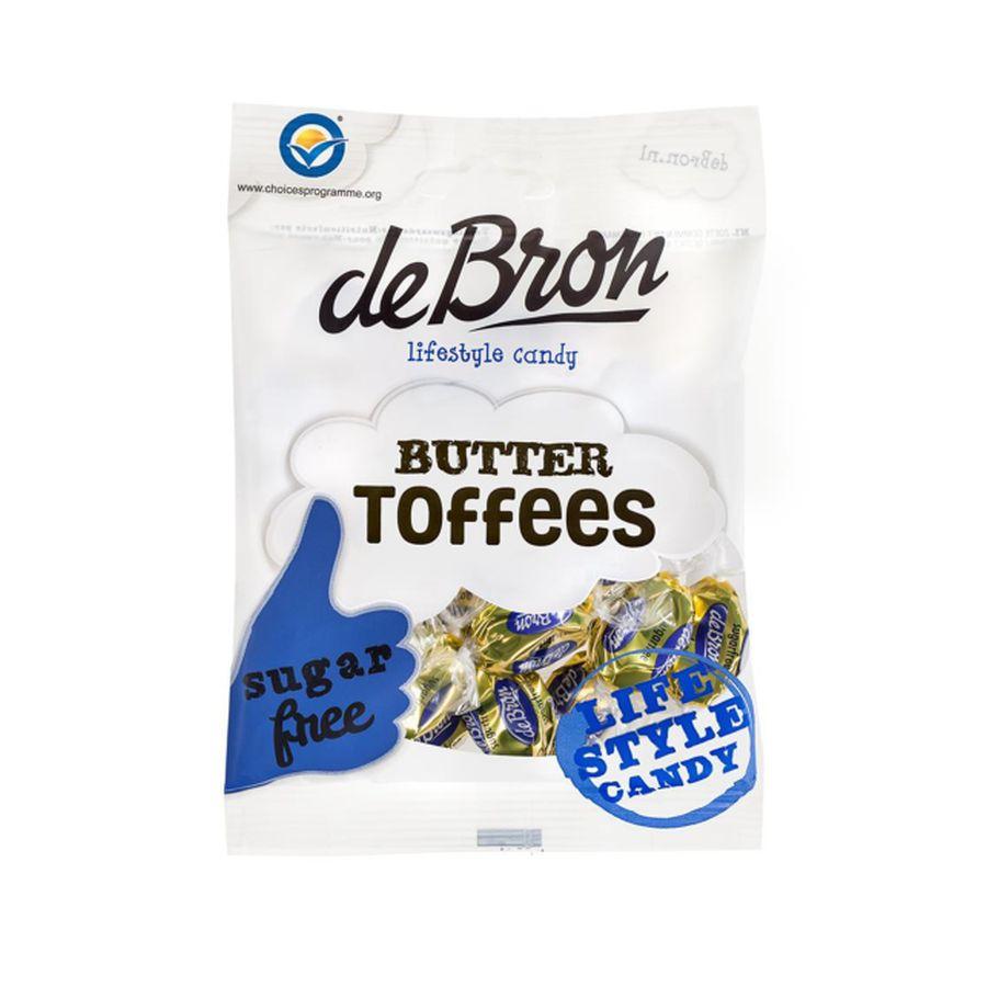 deBron zuckerfrei, Butter Toffees