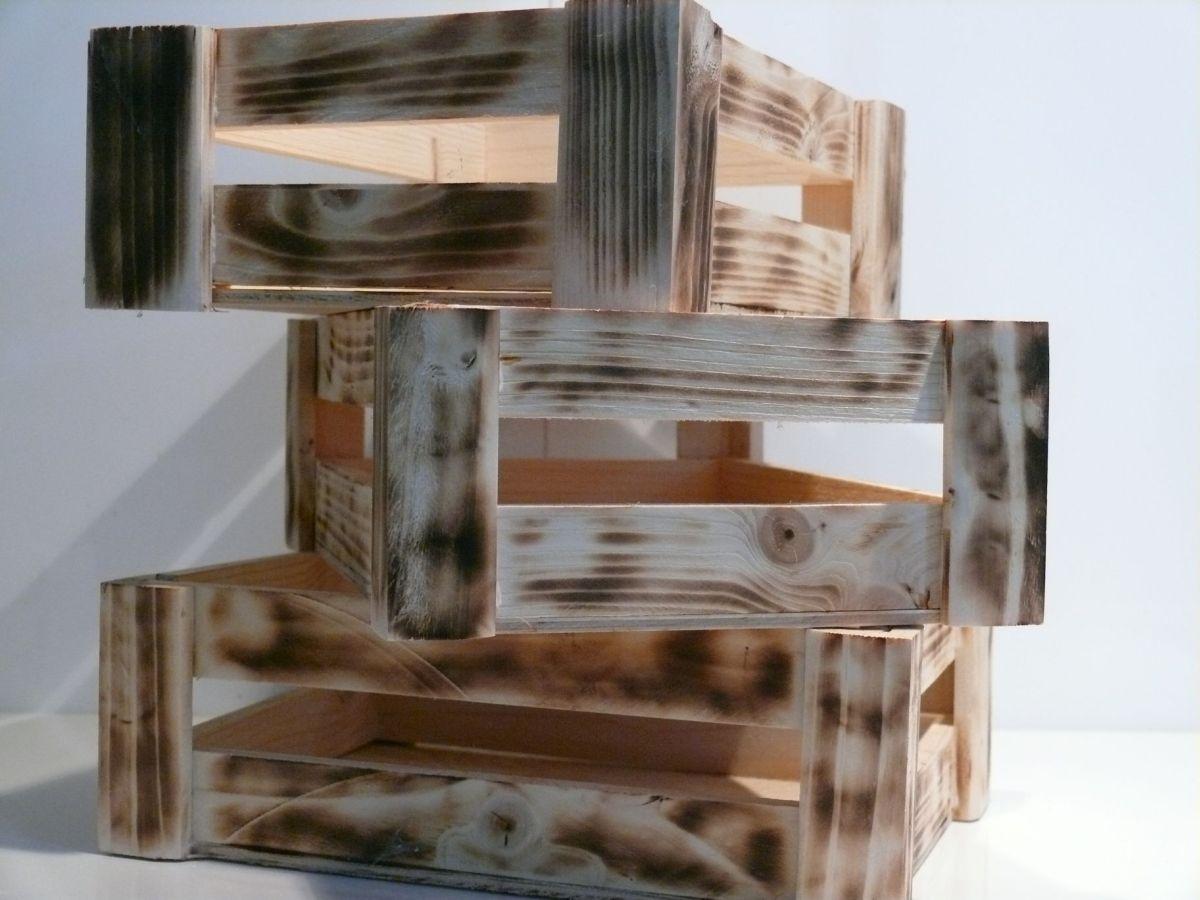 3 x holzkisten din a5 dekoartikel geschenkverpackung deko 001 3. Black Bedroom Furniture Sets. Home Design Ideas