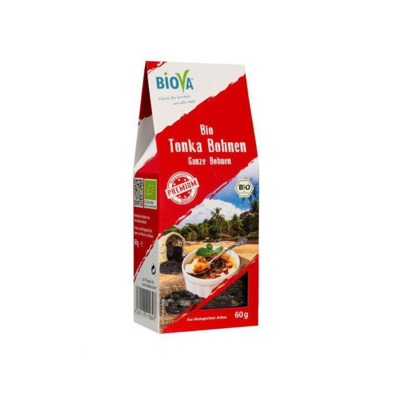 MHD 02/2021 - Tonka Bohnen, ganze Bohnen, Bio, Endavour