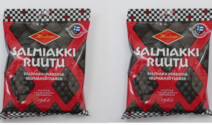 MHD-Aktion / 340 Gramm Salmiakrauten, Halva Salmiakki aus Finnland