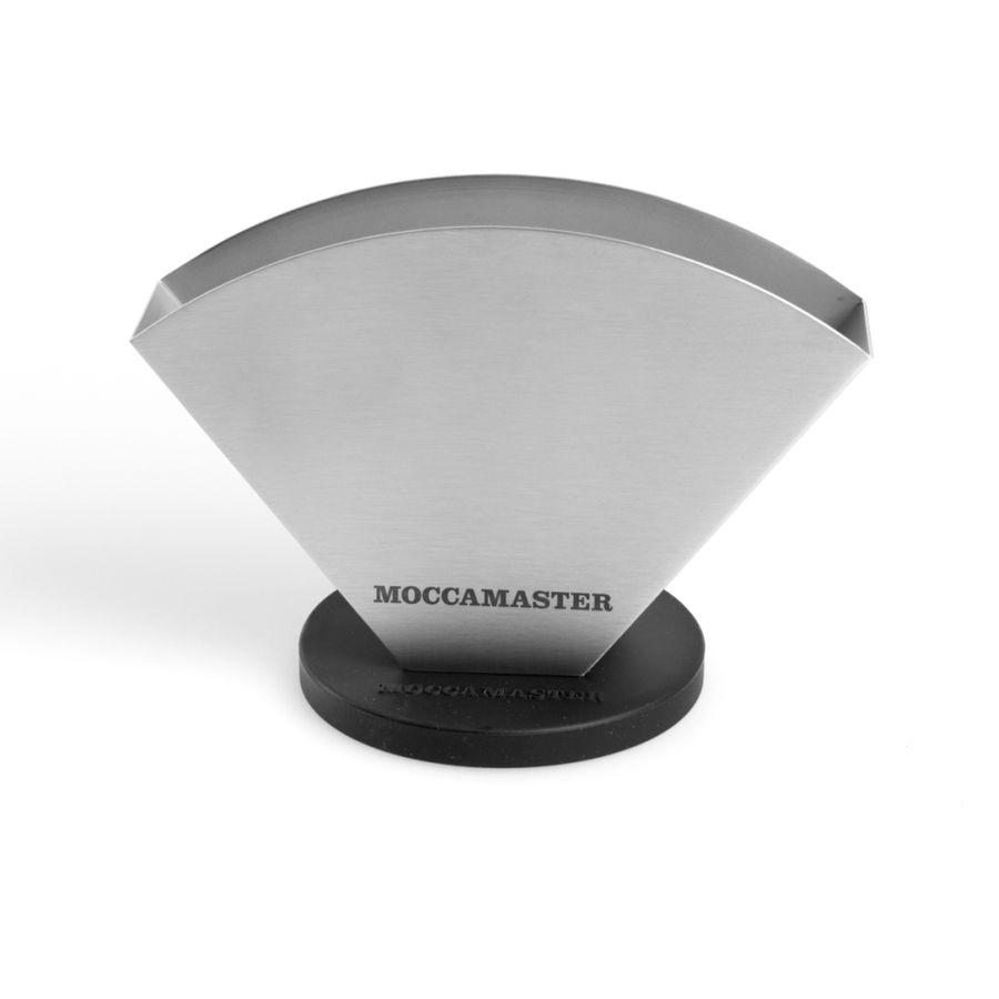 MOCCAMASTER Filtertütenhalter Edelstahl