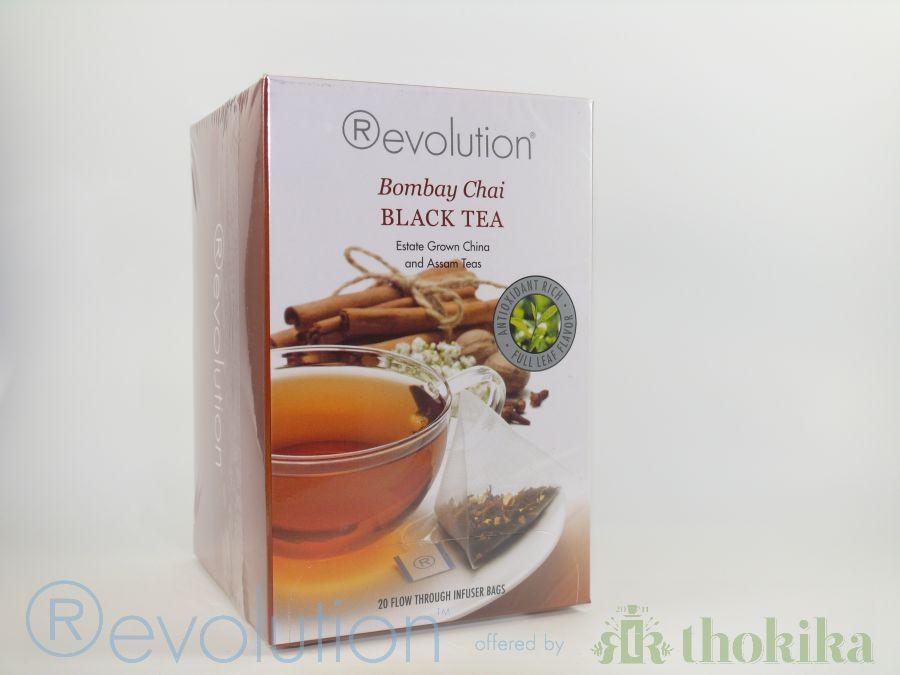 """MHD 09-2020 / Revolution Tee - Bombay Chai Tea - Gastro """"foliert"""""""