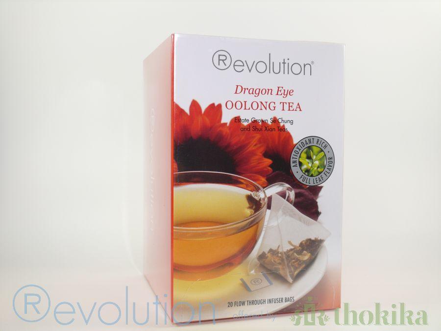 "Revolution Tee - Dragon Eye Oolong Tea - Gastro ""foliert"""