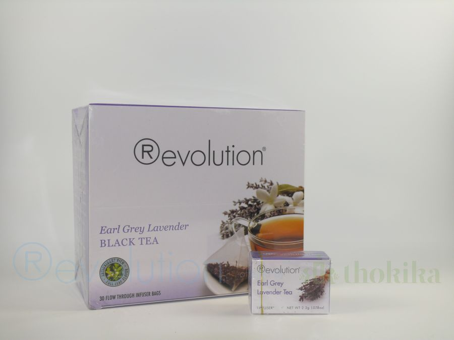 Revolution Tee - Earl Grey Lavendel Tea - Gastronomiepackung