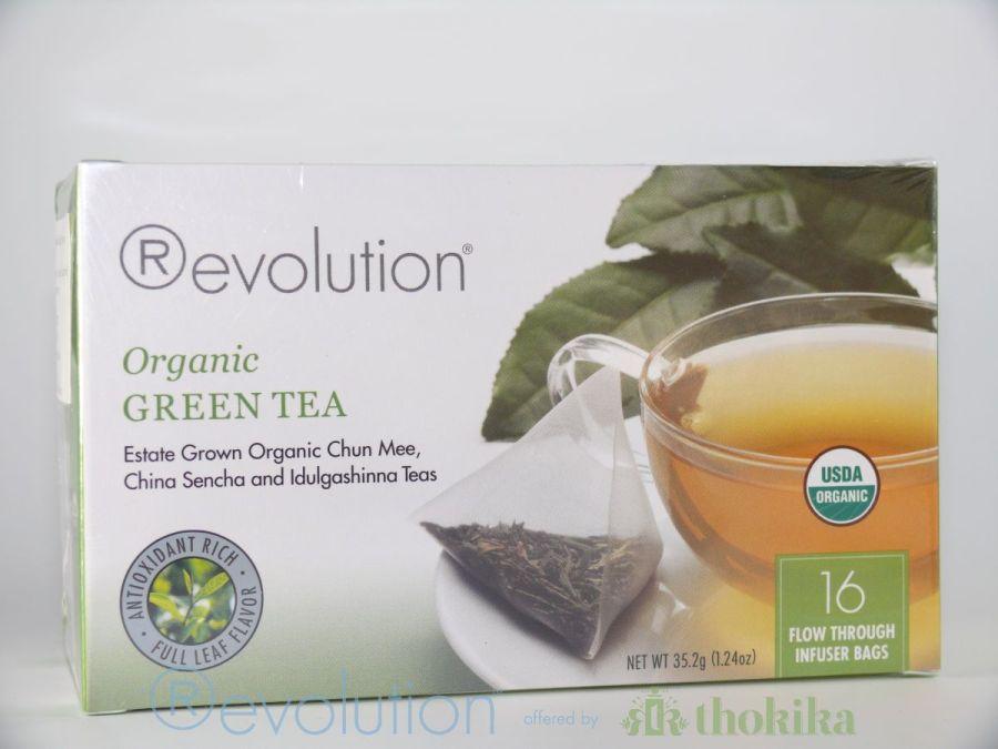 Revolution Tee - Organic Green Tea