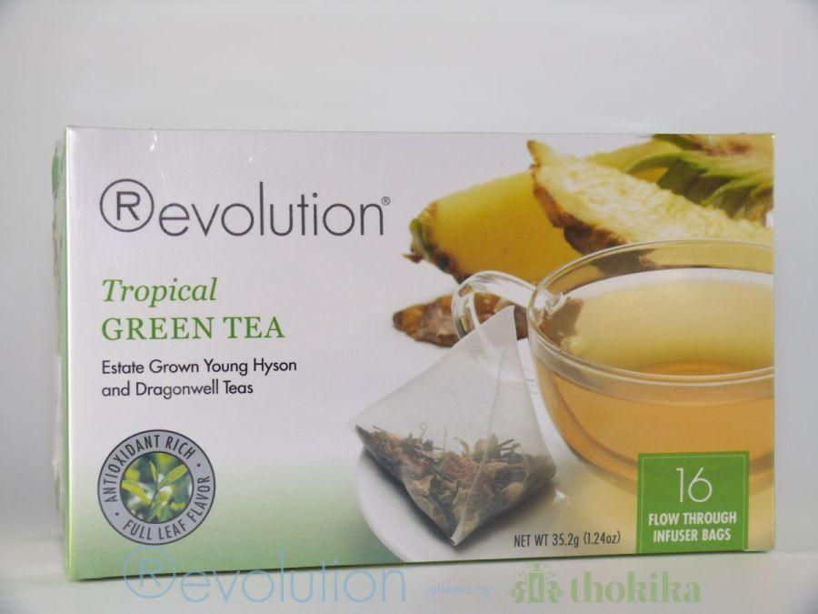 Revolution Tee - Tropical Green Tea
